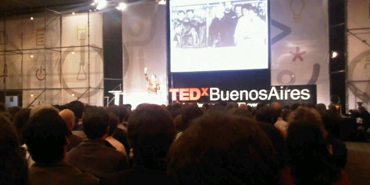 TEDx Buenos Aires: Un mundo de sensaciones