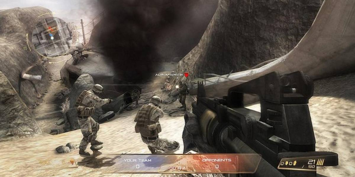 Gameloft muestra el trailer de lanzamiento de Modern Combat: Domination
