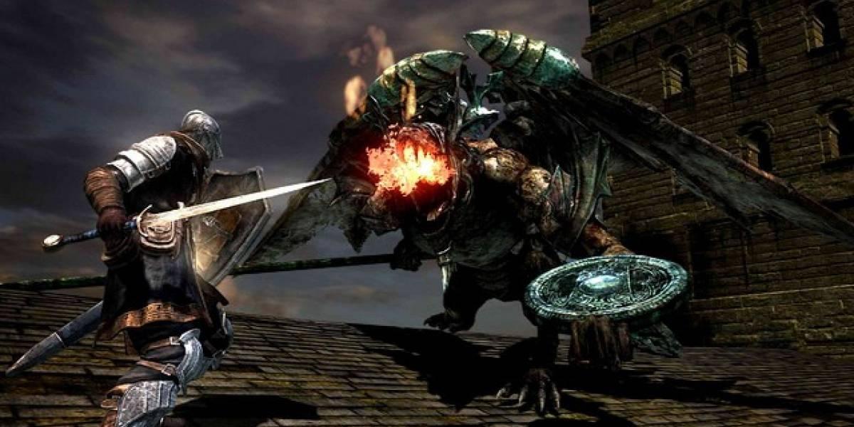 From Software: Dark Souls será hiper difícil, pero los jugadores siempre querrán volver por más