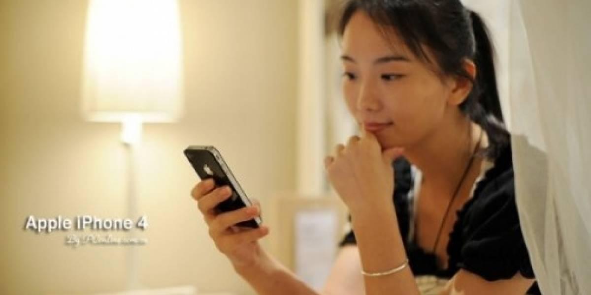 China: Una joven vende su virginidad para poder comprar un iPhone 4 blanco