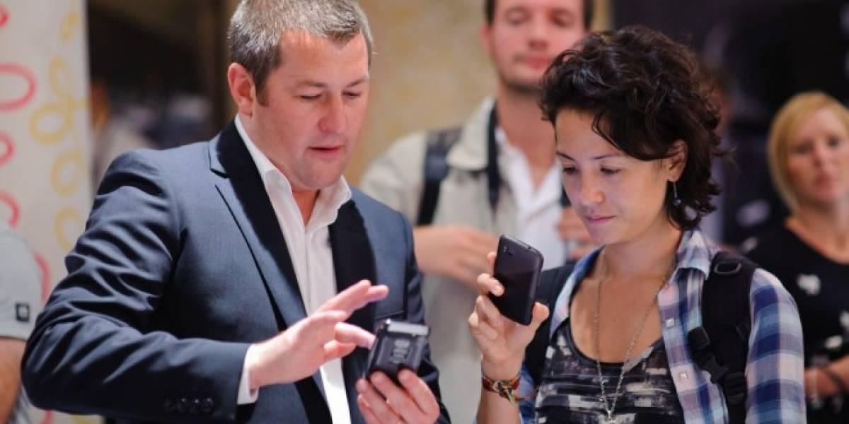 RIM celebra 70 millones de suscriptores BlackBerry a nivel mundial