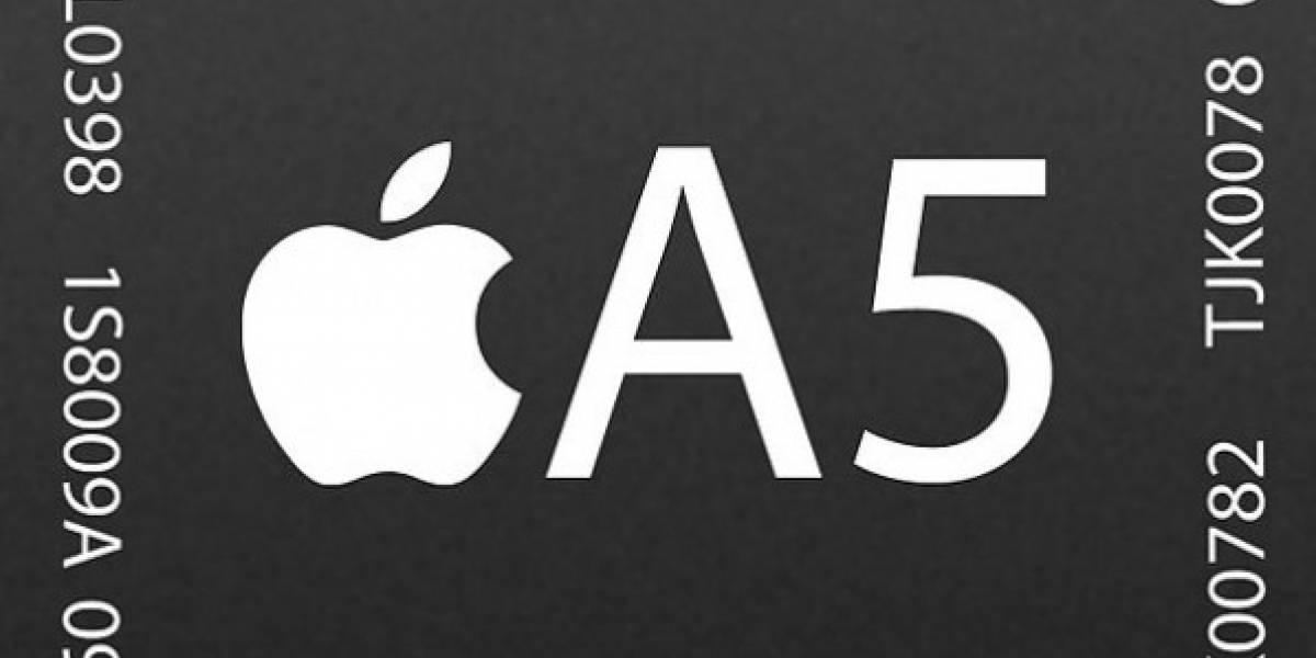 El iPhone 4S corre a 800MHz y gana en prueba de benchmark a smartphones con Android
