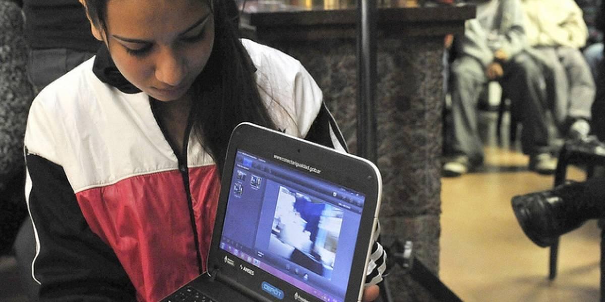Argentina: El Estado denuncia a Telefónica por venta de netbooks falladas