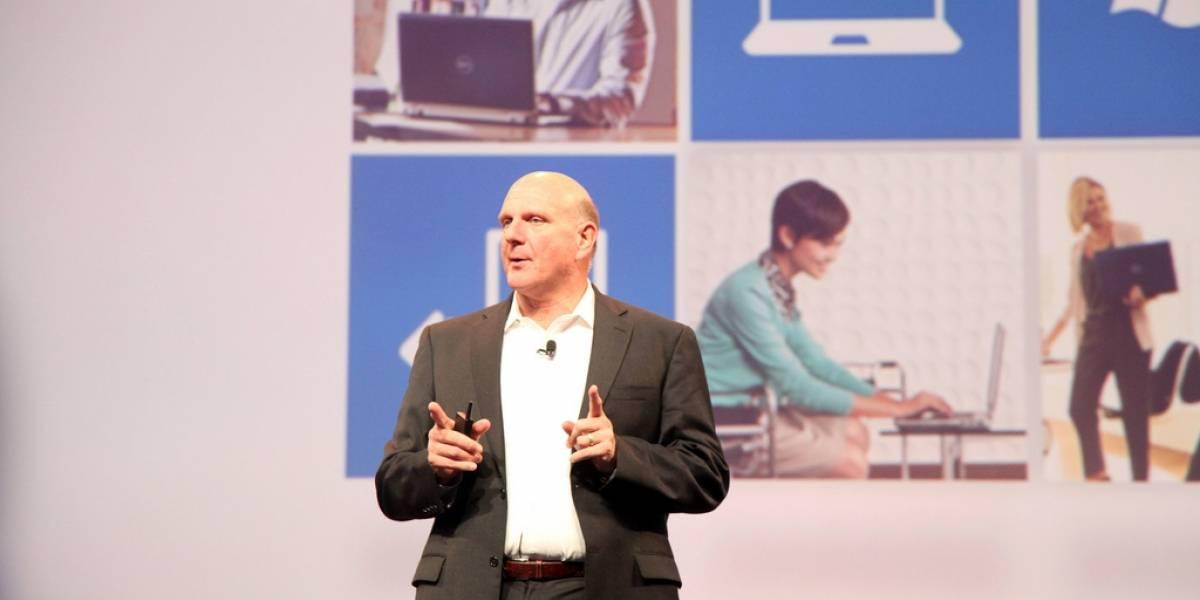 Steve Ballmer niega que Microsoft haya tenido una 'década perdida'