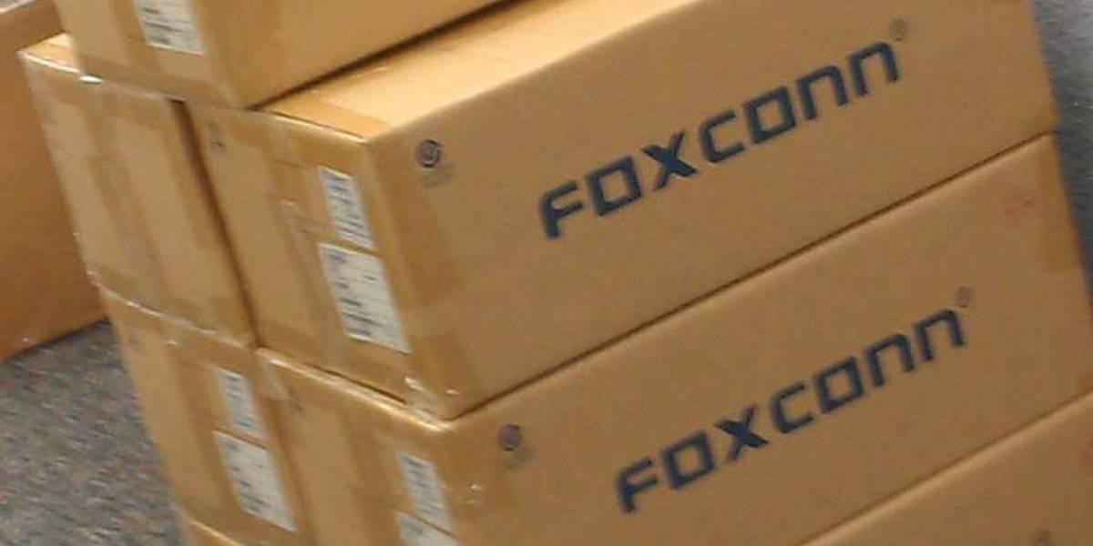 Foxconn evalúa instalar fábricas de televisores LCD en Estados Unidos