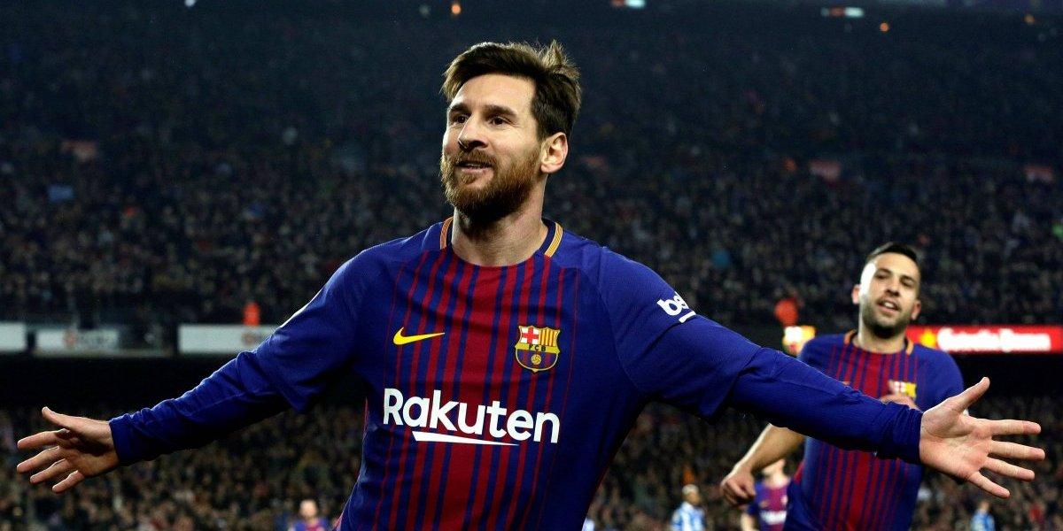 ¡Sinfonía! Barcelona sigue brillando y Yerry Mina ya celebra con sus compañeros