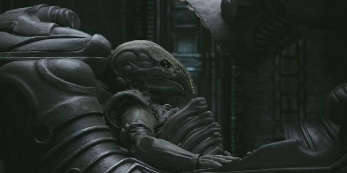 Prometheus se podrá descargar tres semanas antes que su lanzamiento en Blu-ray, vía UltraViolet