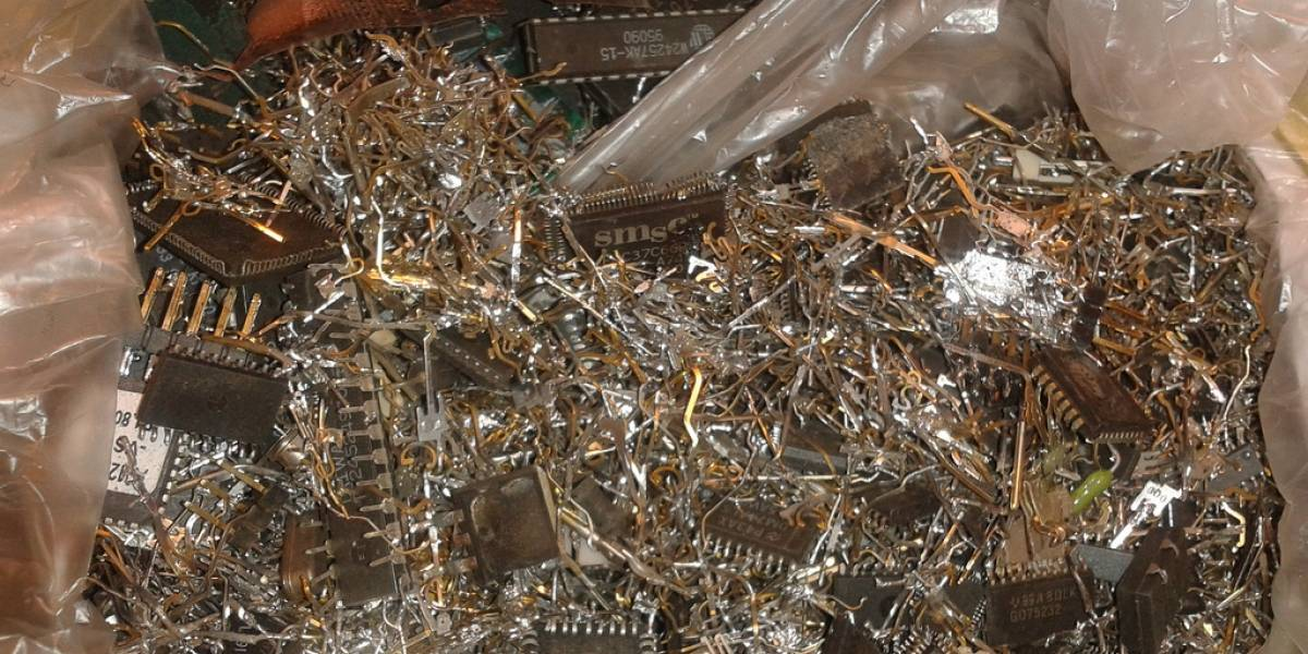 UE: Países tendrán que reciclar el 45% de la chatarra electrónica para el 2016