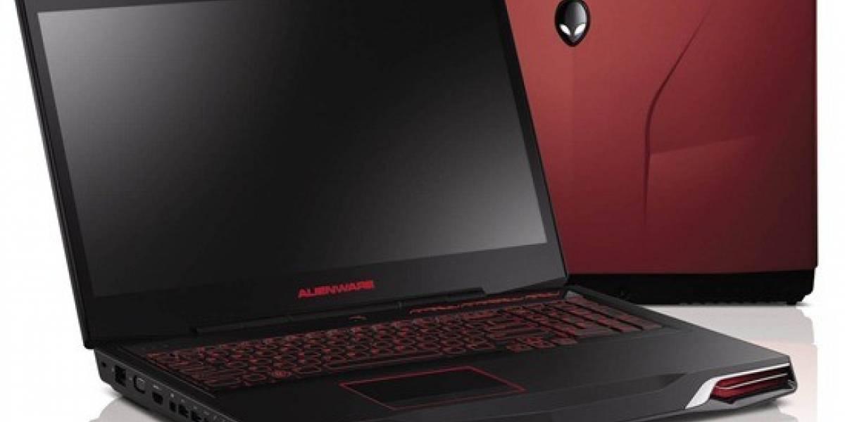 Dell anuncia la nueva actualización de su Alienware M17x [CES 2011]