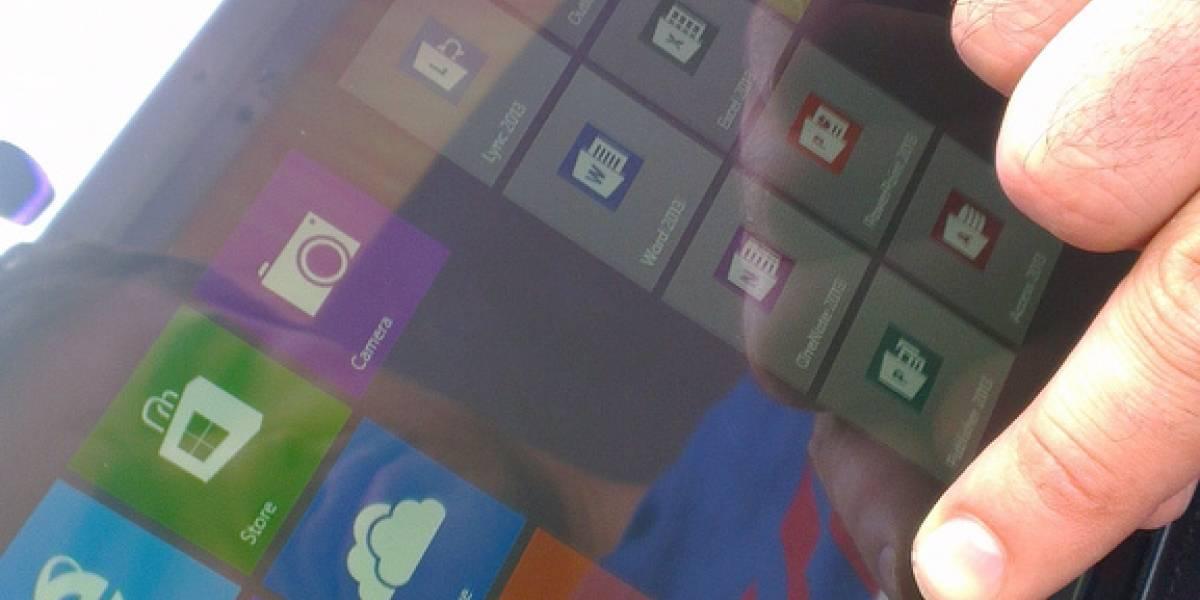 Microsoft comenzó a aceptar solicitudes para actualizar a Windows 8 por US$ 14,99