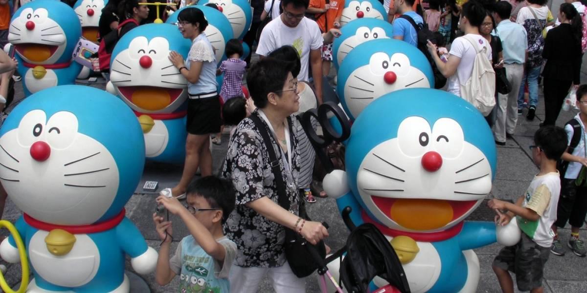 ¡En 100 años más nace Doraemon!