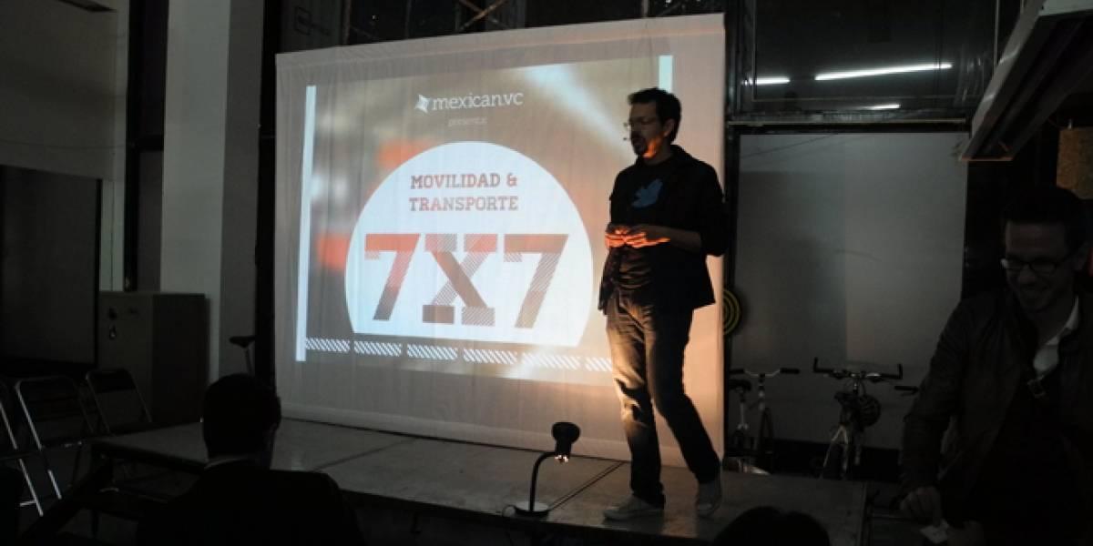 """""""7x7: Movilidad y Transporte"""", las nuevas formas de moverse por la ciudad de México"""