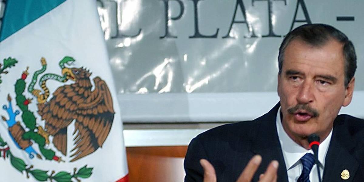 Vicente Fox, ex-presidente de México, se queja de Twitter