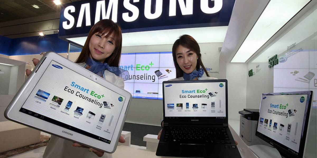 """El CEO de Samsung, Lee Kun Hee advirtió: """"Somos líderes, pero debemos cuidarnos las espaldas"""""""