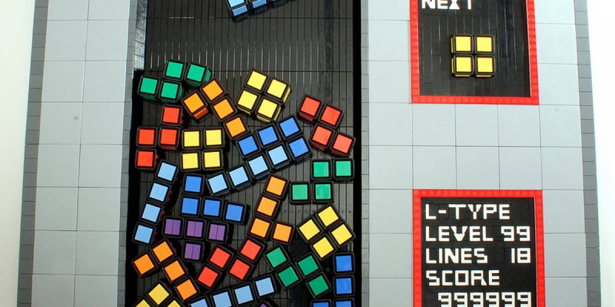 """Hasbro firma acuerdo para traer el Tetris al """"Mundo Real""""™"""