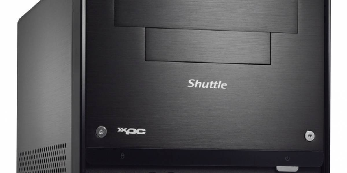 Shuttle presenta sus nuevos XPC Barebones