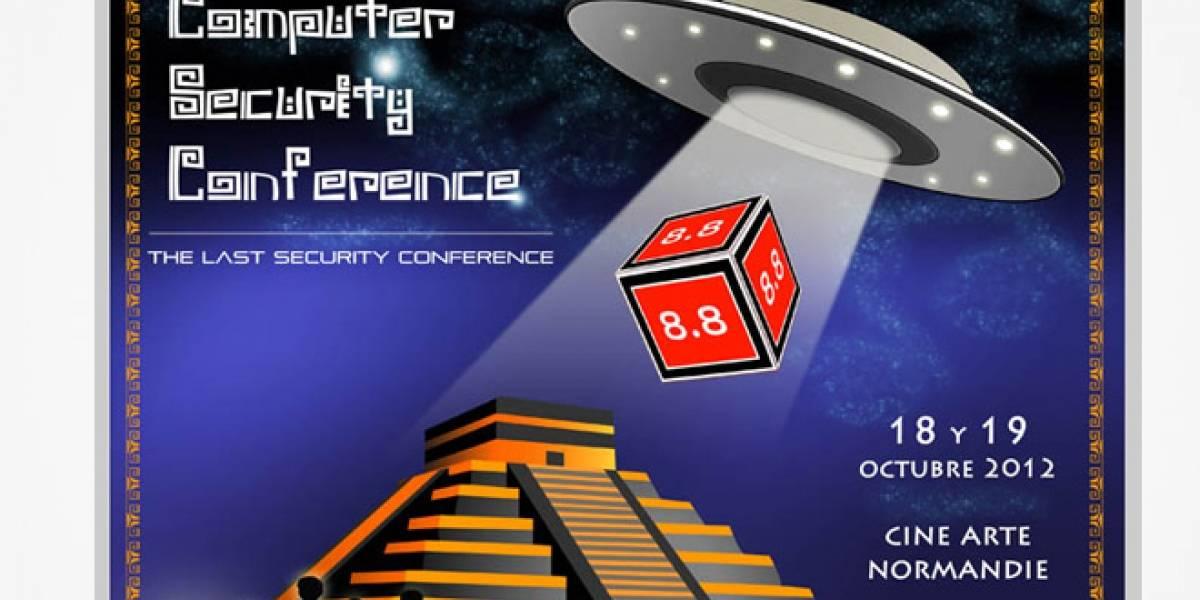 Chile: Vuelve la conferencia de seguridad 8.8 en Santiago