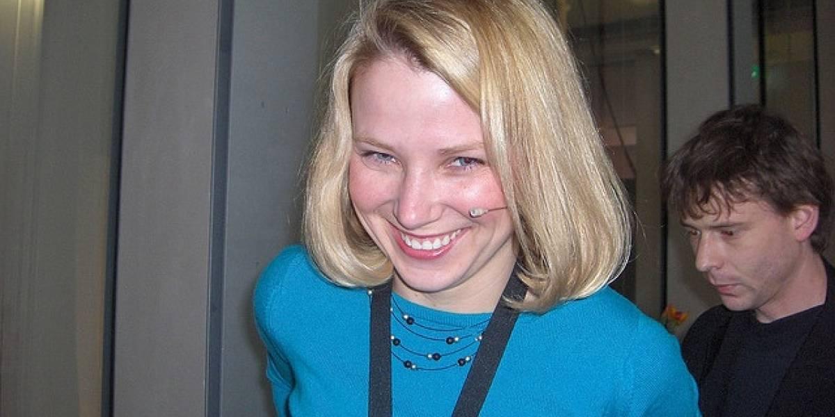 Marissa Mayer cambia en una semana el ánimo en Yahoo!
