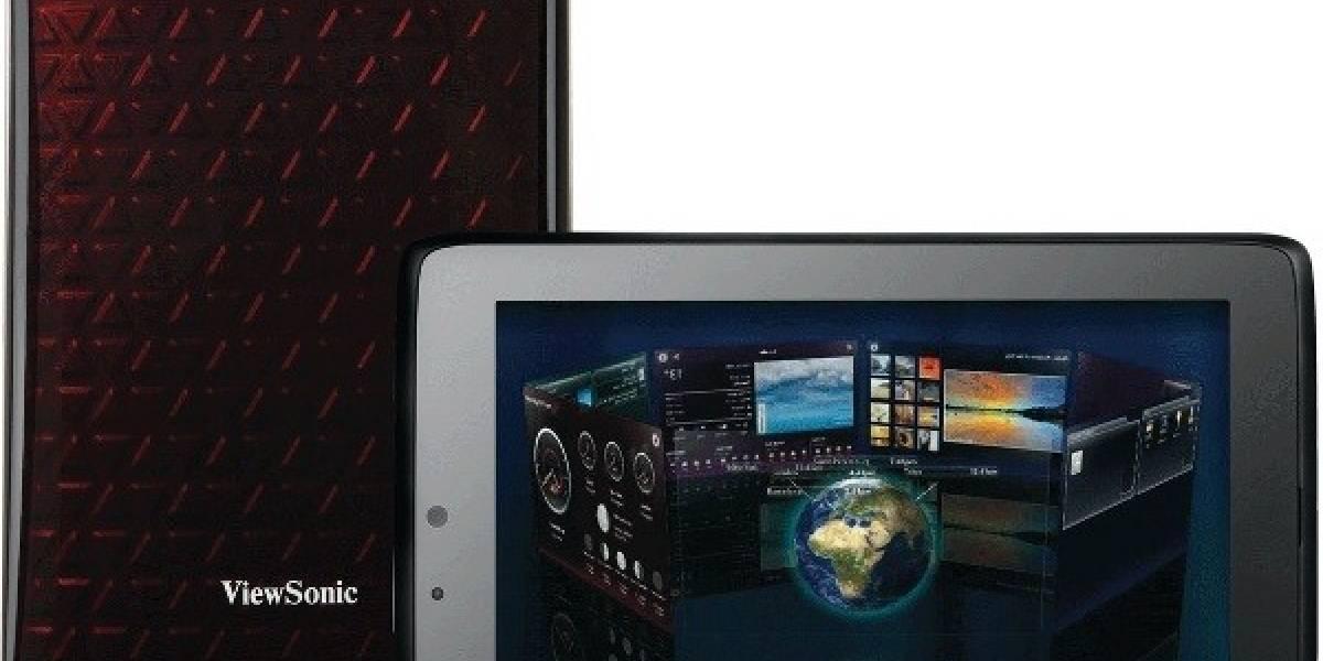 IFA 2011: ViewSonic llega con su ViewPad en tres modelos, el 10pro, el 7x y el 7e