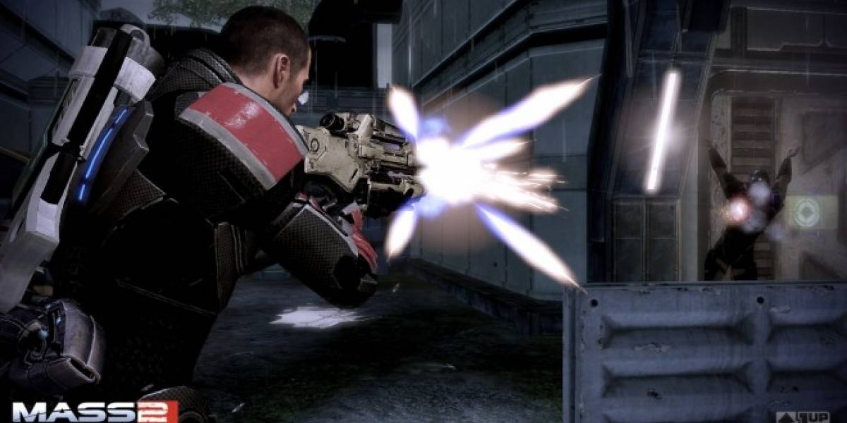 Arriba el tráiler de Mass Effect 2: Arrival