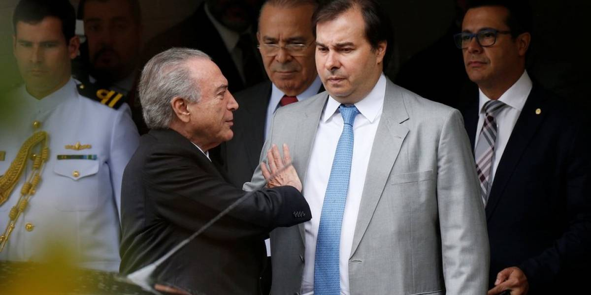 Temer vai suspender intervenção no Rio quando houver condições de votar reforma da Previdência