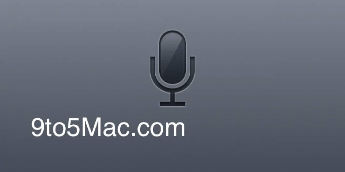 El iPhone 5 tendría función que permitiría convertir voz en texto