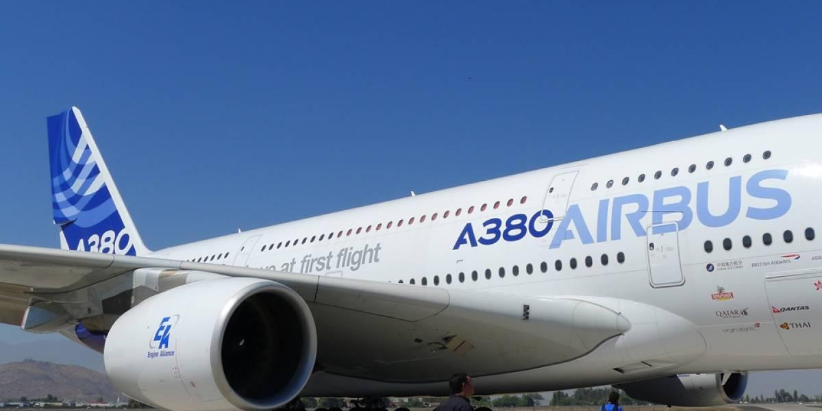 México: El Airbus A380 podría llegar al AICM