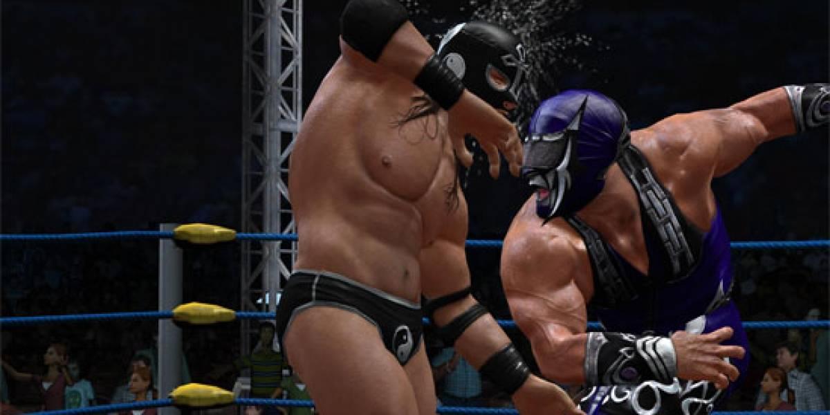 Lucha Libre AAA: Héroes del Ring estará disponible el 12 de Octubre