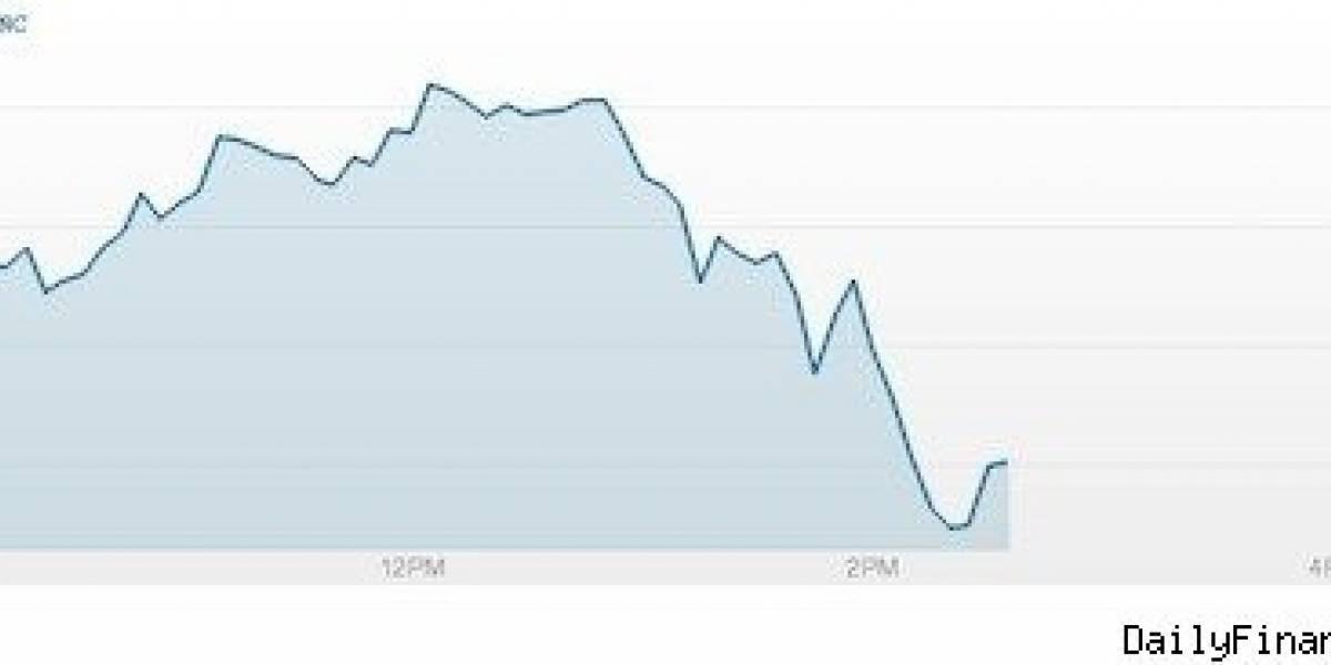 El anuncio del iPhone 4S decepciona a inversionistas y las acciones de Apple cierran con caída de 0,56%