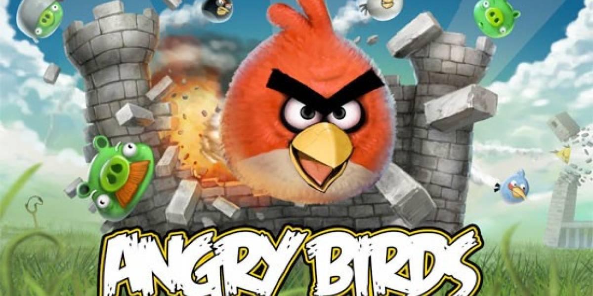Confirmado: Angry Birds a PlayStation Network, XBLA y WiiWare