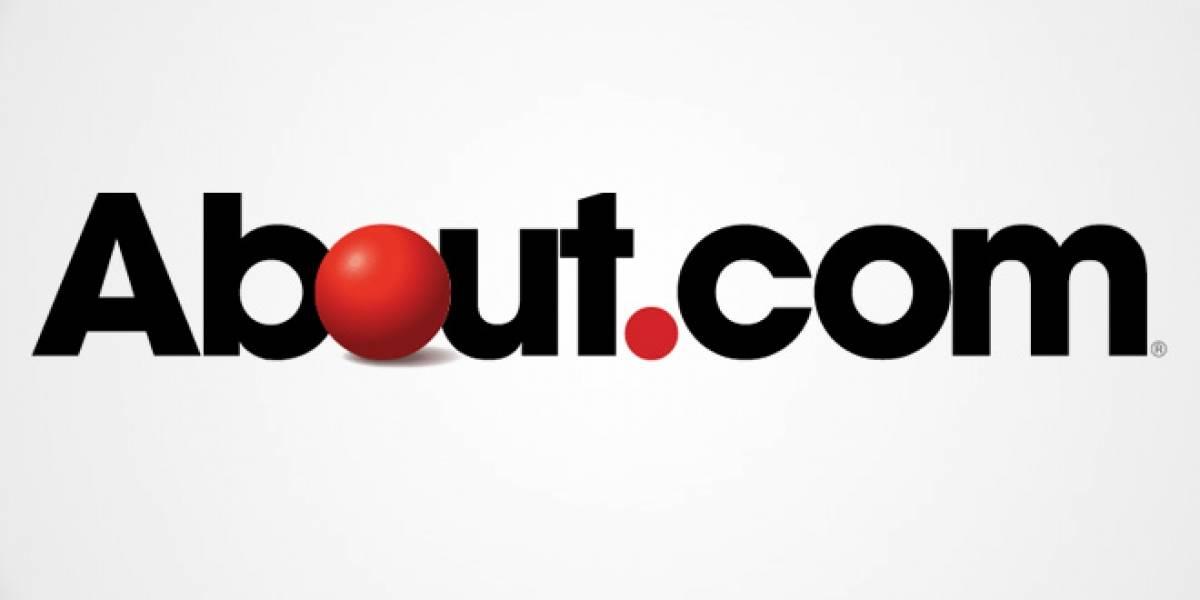 New York Times vendió About.com por USD$300 millones