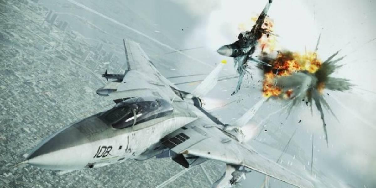 Nuevo trailer de Ace Combat: Assault Horizon