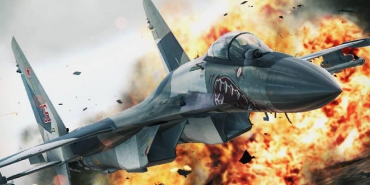 Ace Combat: Assault Horizon será un renacimiento de la serie