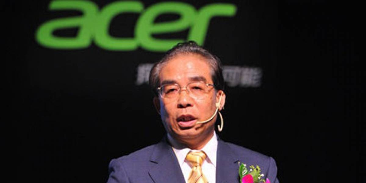 Acer nuevamente critica a Microsoft por haber entrado al mundo del hardware
