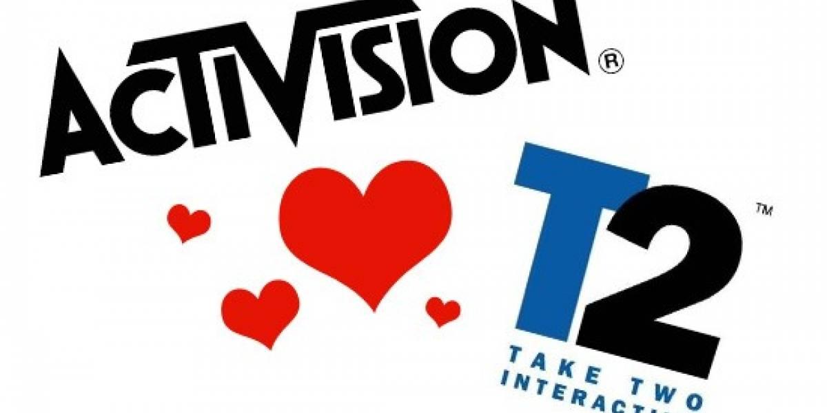 Futurología: Activision podría comprar Take-Two, junto a GTA y BioShock