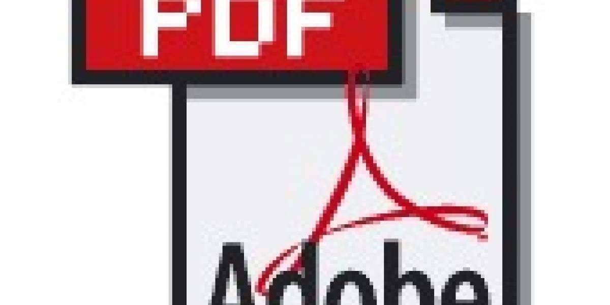 PDF de Adobe será estándar ISO