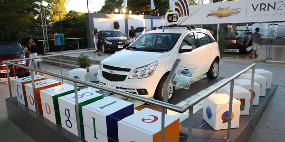 Argentina: Primer automóvil con WiFi a la venta en el país
