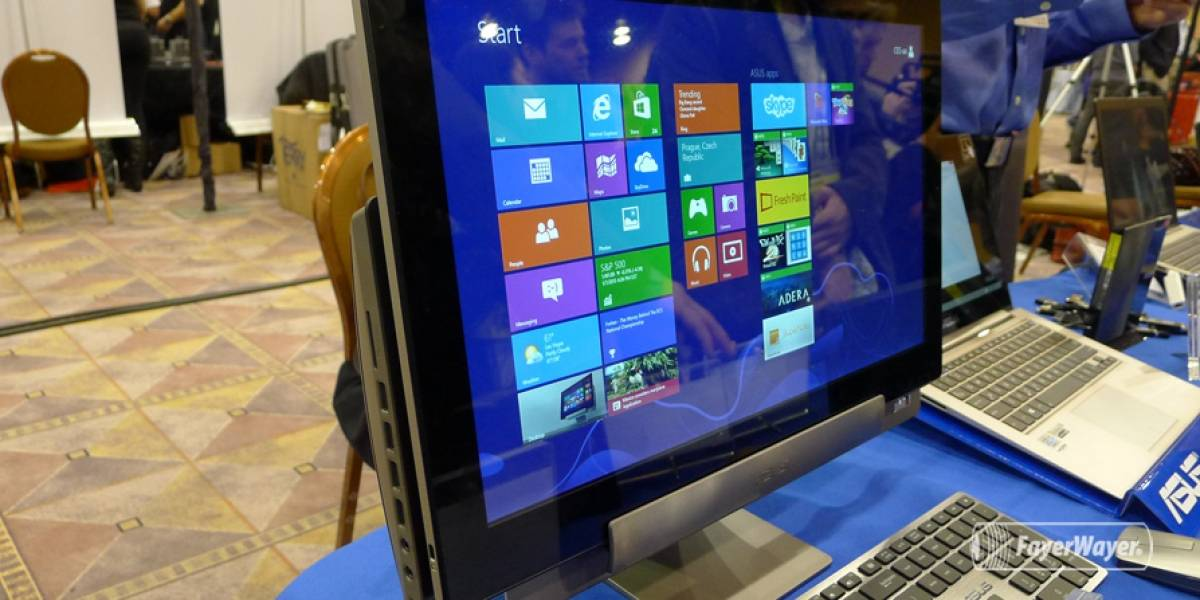 CES 2013: All in One Transformer de Asus pasa de Windows 8 a Android 4.1