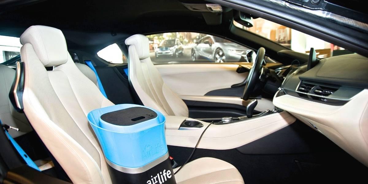"""""""Tacos"""" y semáforos en rojo aumentan contaminación en los autos"""