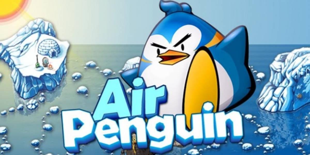 Air Penguin llega a los móviles Android