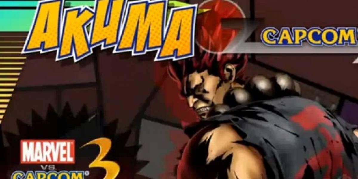 Akuma y Taskmaster revelados como desbloqueables en Marvel vs Capcom 3