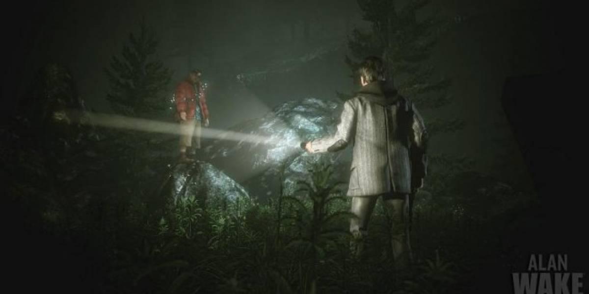 Los capítulos descargables de Alan Wake, en oferta navideña de Xbox Live