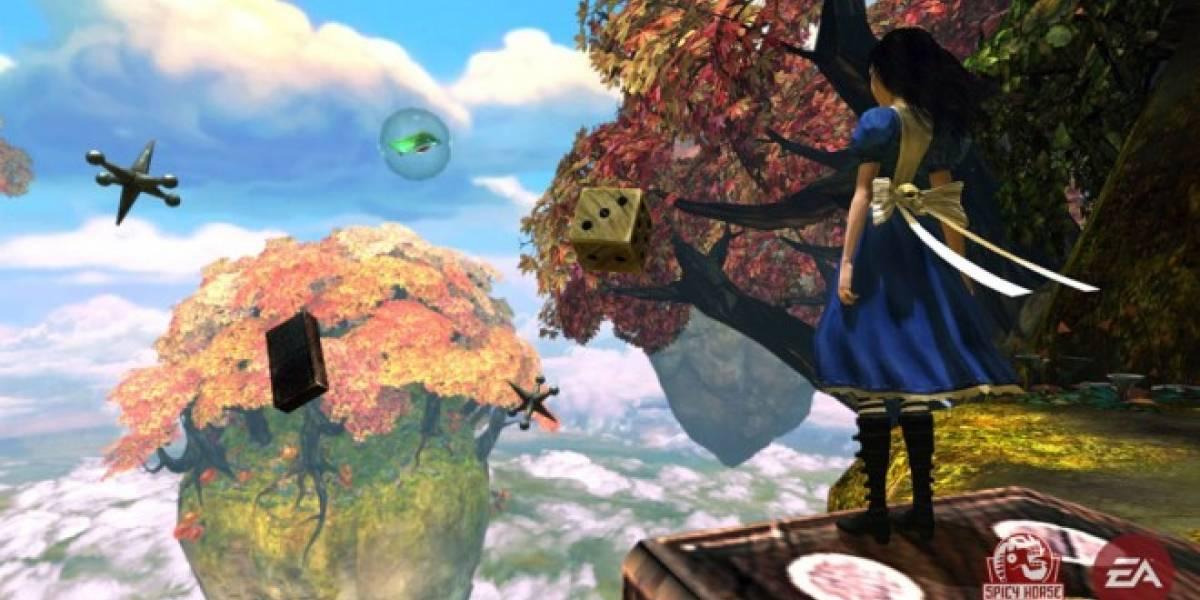 Finalmente trailer de Alice: Madness Returns con mecánica de juego