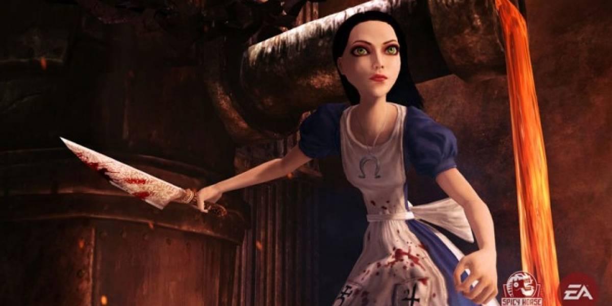 Nuevo trailer de Alice: Madness Returns te hará temerle a las niñas