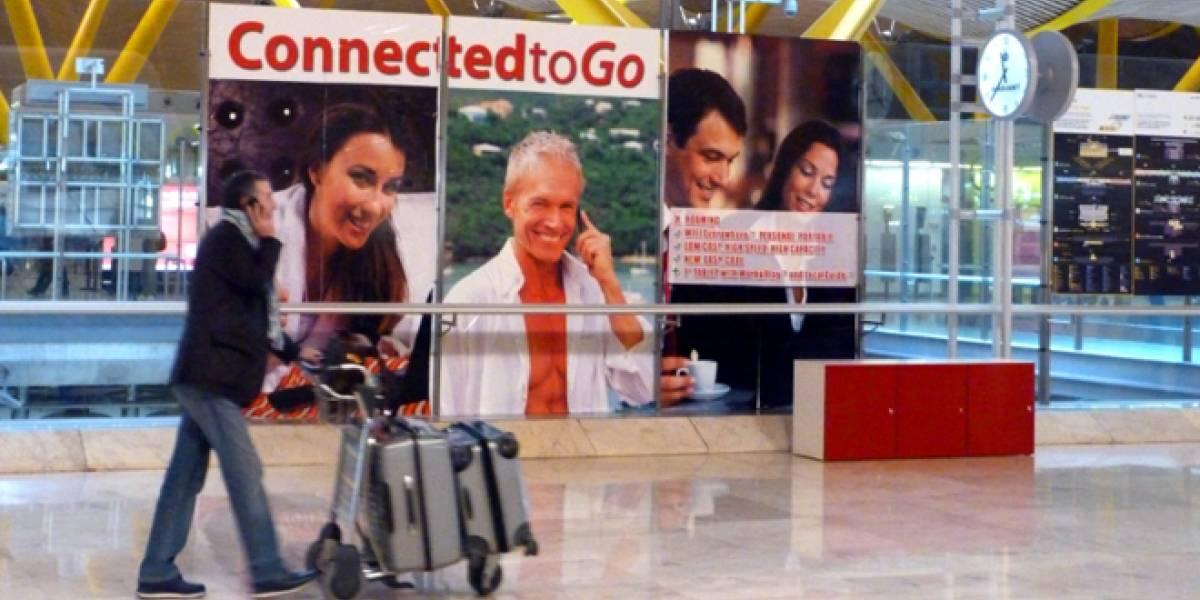 España: El aeropuerto de Barajas ofrece routers y tablets en alquiler