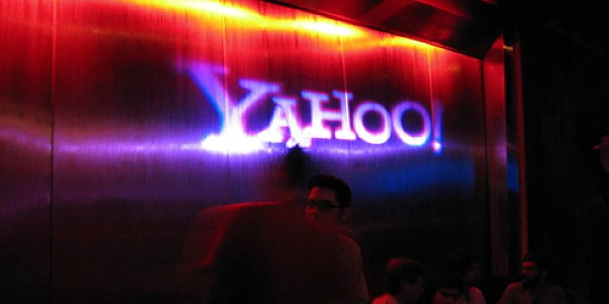Acceso a Yahoo! desde las cuentas en Facebook y Google