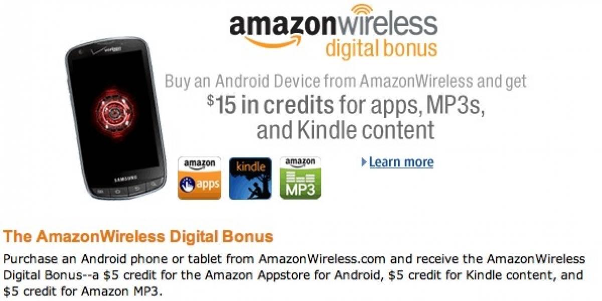 Amazon da cupones de descuento para compradores de dispostivos Android