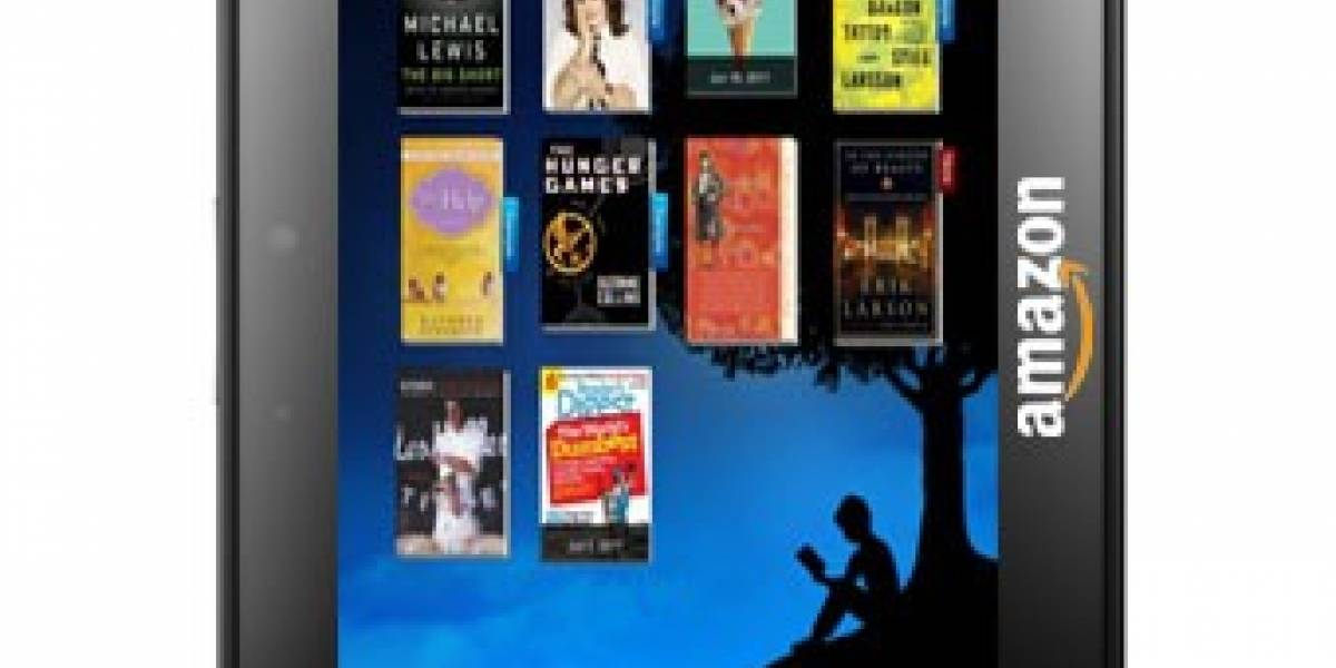 Amazon Kindle Table estaría disponible en Noviembre