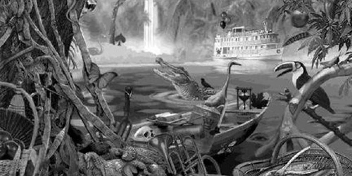 Big Fish lanza su primer libro-juego para Kindle