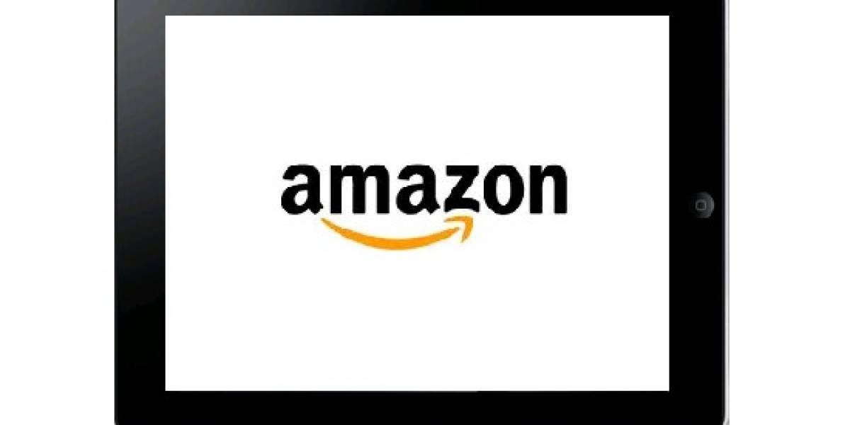 Amazon tendría listas 2 millones de tabletas para septiembre